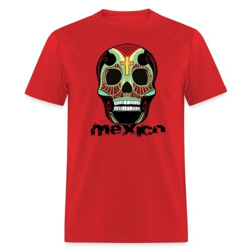 Mexico - Dia de los Muertos - Men's T-Shirt