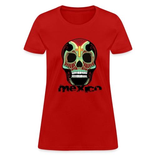 Mexico - Dia de los Muertos - Women's T-Shirt
