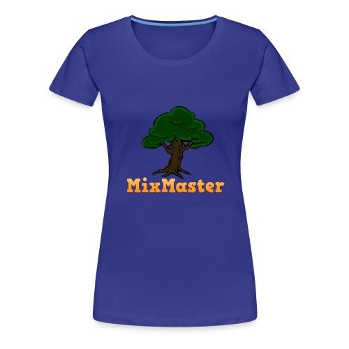 MixMaster of Adirondacks Womens T-Shirt - Women's Premium T-Shirt