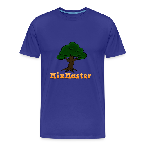 MixMaster of Adirondacks Mens T-Shirt - Men's Premium T-Shirt