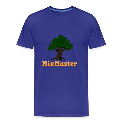 MixMaster of Adirondacks Mens T-Shirt - Men's Premium T-Shirt