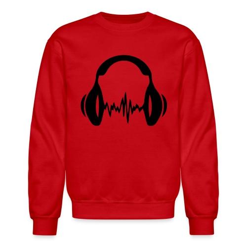 Headphone sweater - Crewneck Sweatshirt
