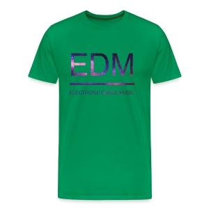 EDM T-shirt - Men's Premium T-Shirt