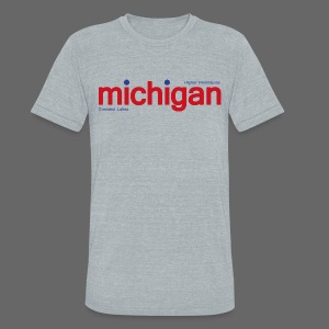 Michigans - Unisex Tri-Blend T-Shirt