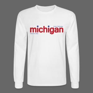 Michigans - Men's Long Sleeve T-Shirt