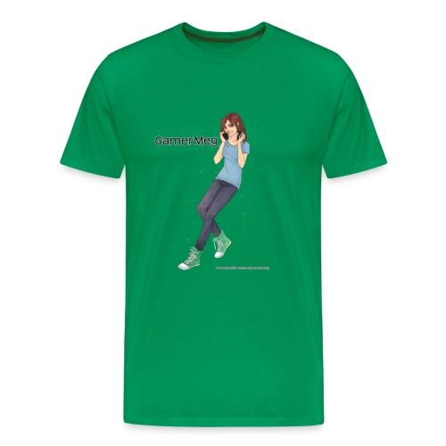 GamerMeg Icon Official Men's T-Shirt - Men's Premium T-Shirt
