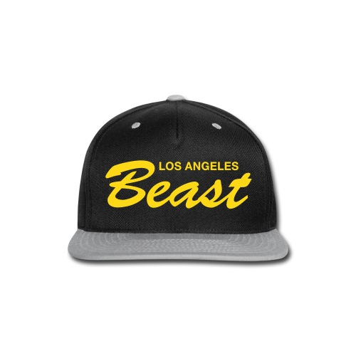 Los Angeles Beast - Snap-back Baseball Cap
