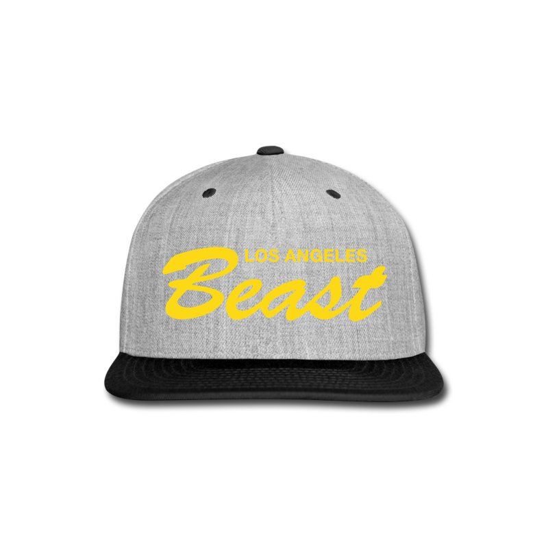 Los Angeles Beast - Snap-back Baseball Cap
