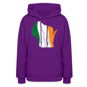 Wisconsin Irish - Women's Hoodie