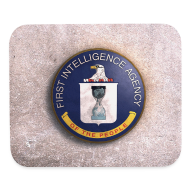 Other ~ Mouse pad Horizontal ~ Counter Intelligence Mouse Pad