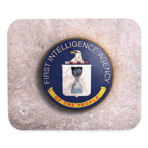Counter Intelligence Mouse Pad - Mouse pad Horizontal