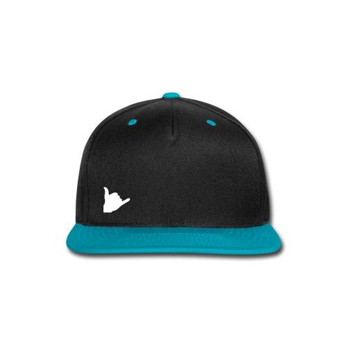 Shaka Snapback - Snap-back Baseball Cap