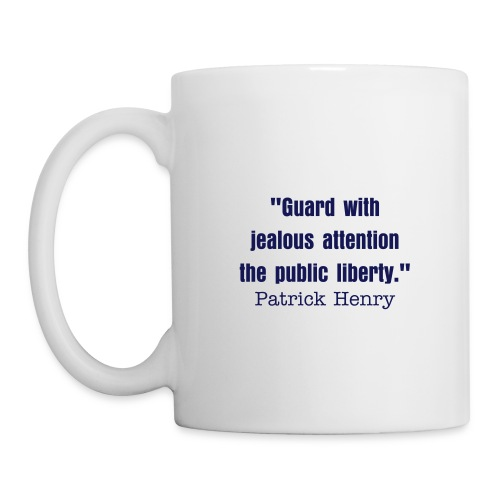 Guard Liberty Mug - Coffee/Tea Mug