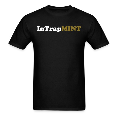 InTrapMINT - Men's T-Shirt