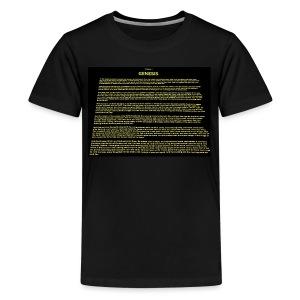 Genesis 1 - Kids' Premium T-Shirt