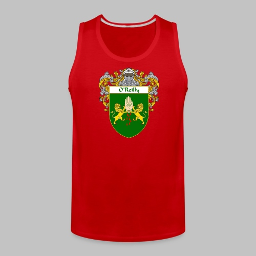 O'Reilly Coat of Arms - Men's Premium Tank