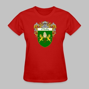 O'Reilly Coat of Arms - Women's T-Shirt