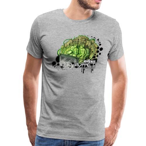 Mr & Mrs. Muppet - Men's Premium T-Shirt