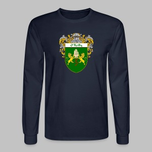 O'Reilly Coat of Arms - Men's Long Sleeve T-Shirt