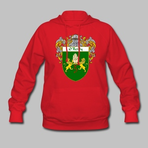 O'Reilly Coat of Arms - Women's Hoodie