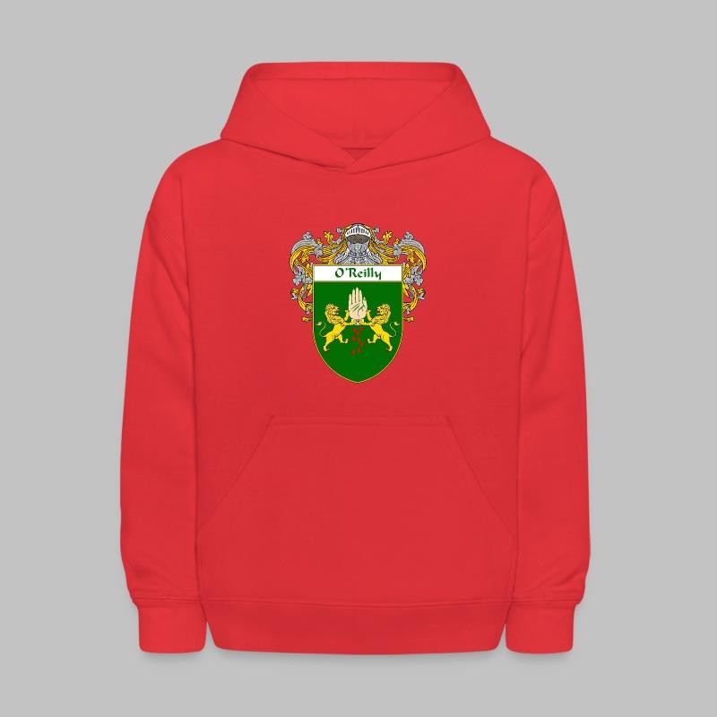 O'Reilly Coat of Arms - Kids' Hoodie