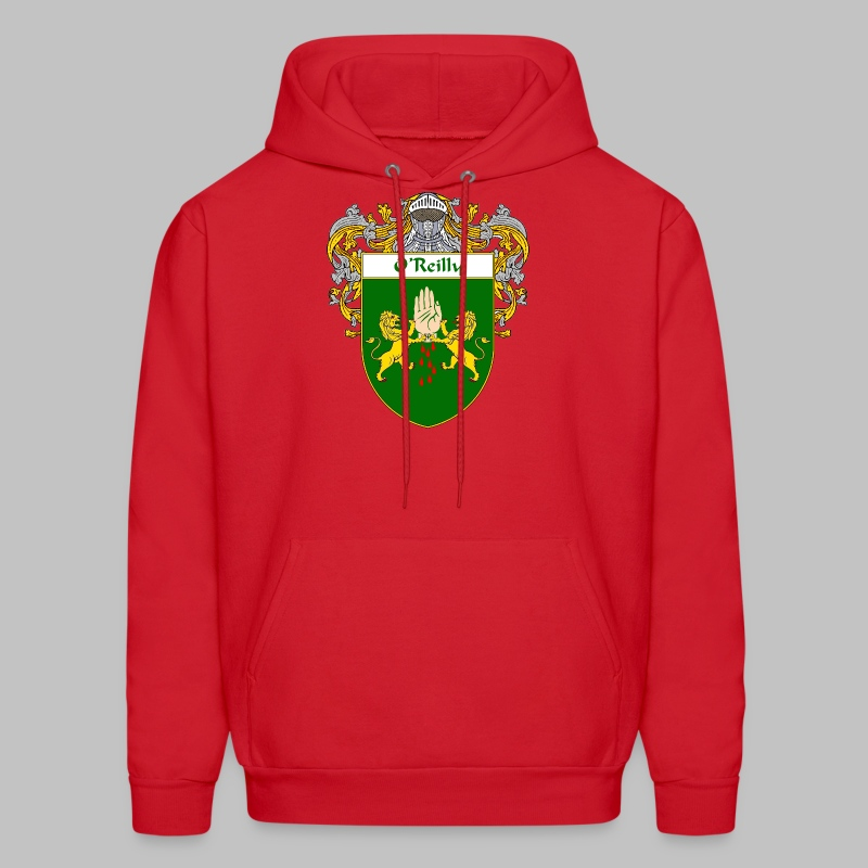 O'Reilly Coat of Arms - Men's Hoodie