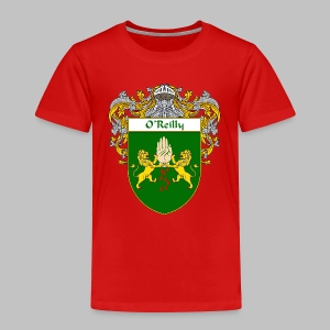 O'Reilly Coat of Arms - Toddler Premium T-Shirt