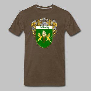 O'Reilly Coat of Arms - Men's Premium T-Shirt