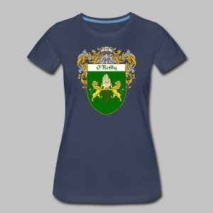 O'Reilly Coat of Arms - Women's Premium T-Shirt