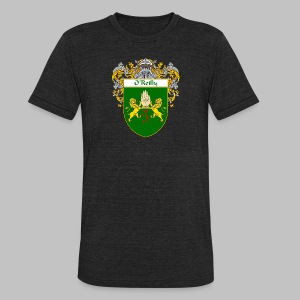 O'Reilly Coat of Arms - Unisex Tri-Blend T-Shirt by American Apparel