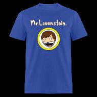 T-Shirts ~ Men's T-Shirt ~ Official Mr. Lovenstein T-Shirt