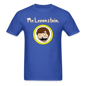 Official Mr. Lovenstein T-Shirt - Men's T-Shirt