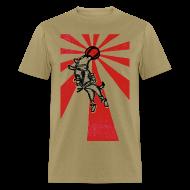 T-Shirts ~ Men's T-Shirt ~ Ninja Dog T-Shirt