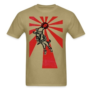 Ninja Dog T-Shirt - Men's T-Shirt