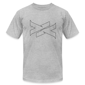 Basic & Epic - Men's T-Shirt by American Apparel
