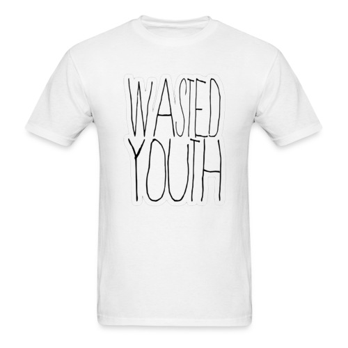 WASTED YOUTH T-SHIRT (M) - Men's T-Shirt