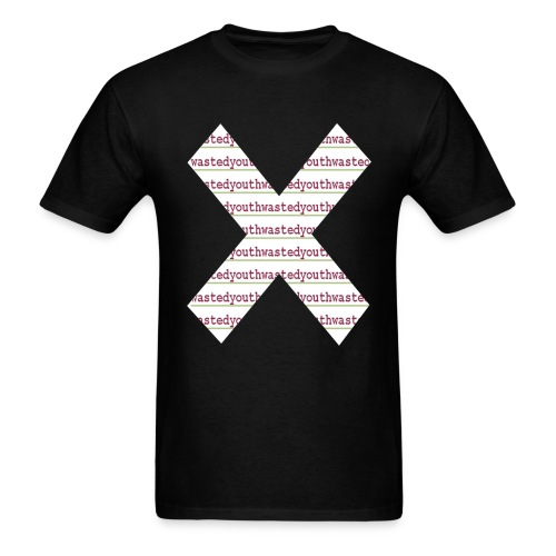 WASTED YOUTH X T-SHIRT (M) - Men's T-Shirt