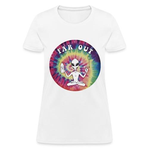 FAR OUT T-SHIRT (F) - Women's T-Shirt