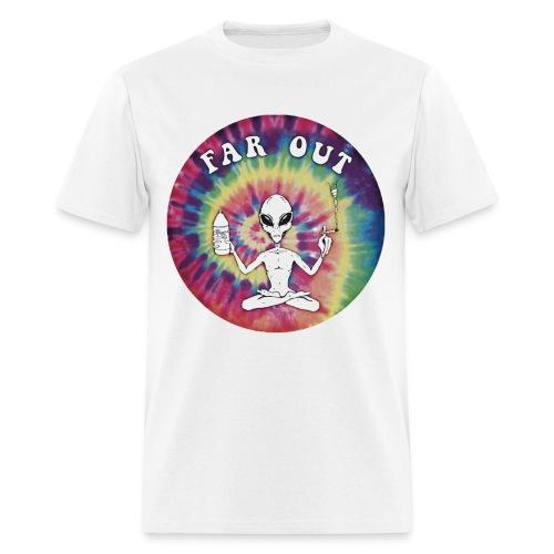 FAR OUT T-SHIRT (M) - Men's T-Shirt