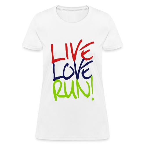 LLR - Women's T-Shirt
