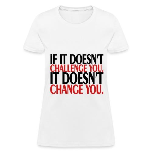 Challenge - Women's T-Shirt