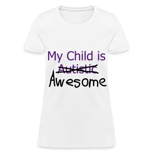 My Child - Women's T-Shirt