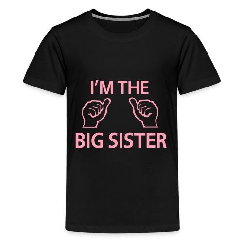 Big Sister - Kids' Premium T-Shirt