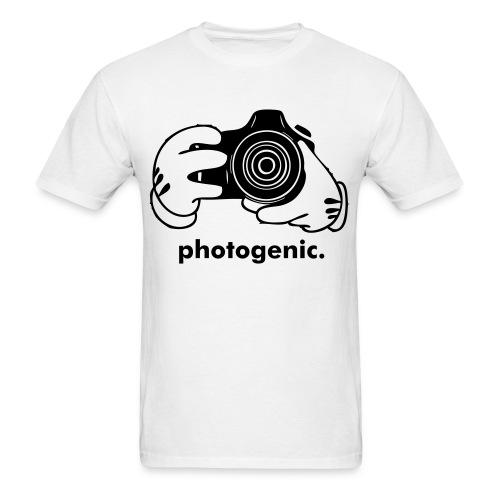 Photogenic Tee - Men's T-Shirt