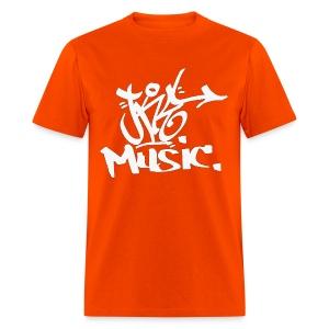 JKE label T  - Men's T-Shirt