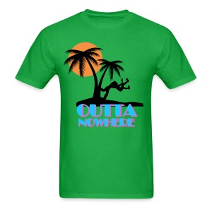 Outta Nowhere - Men's T-Shirt