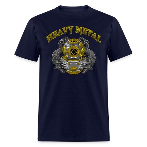 Heavy Metal 1st Class - Men's T-Shirt