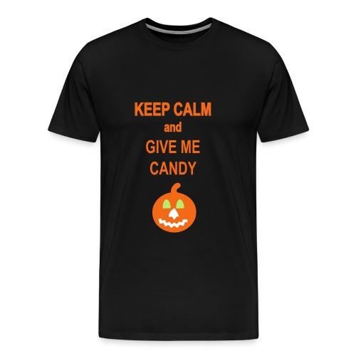 Men's Halloween T-Shirt - Men's Premium T-Shirt