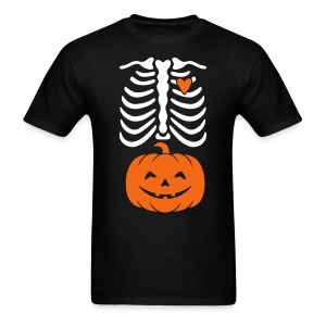 Pumpkin Smuggler Maternity  - Men's T-Shirt