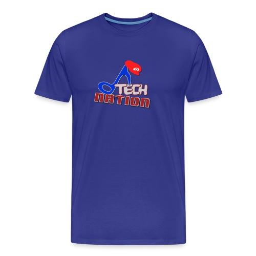 DTechNation Men's T-Shirt - Men's Premium T-Shirt